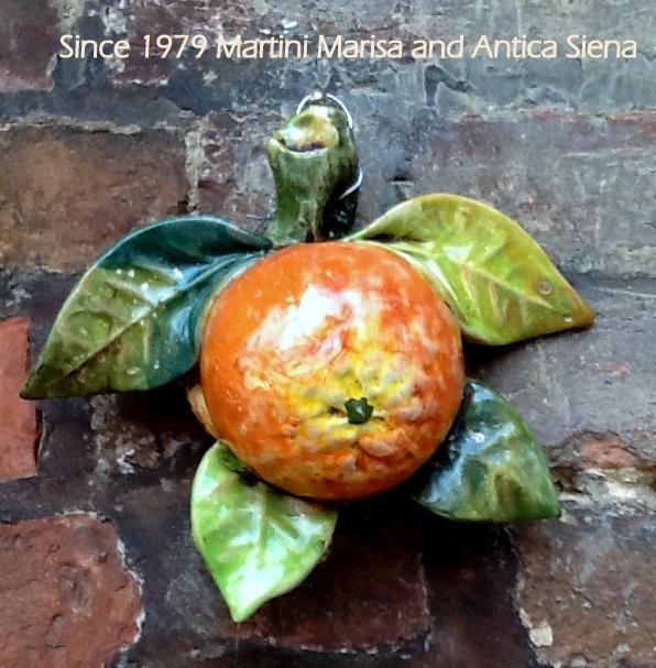 SIENA 12 15516 ARANCIO CM. 18 X 15